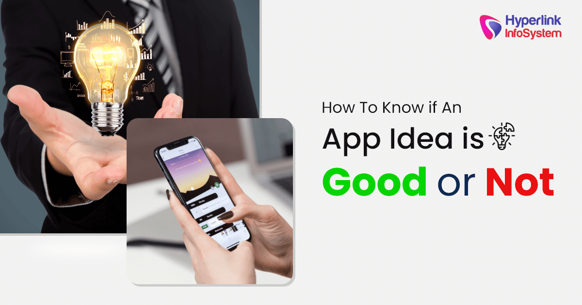 How to know if an app idea is good or not