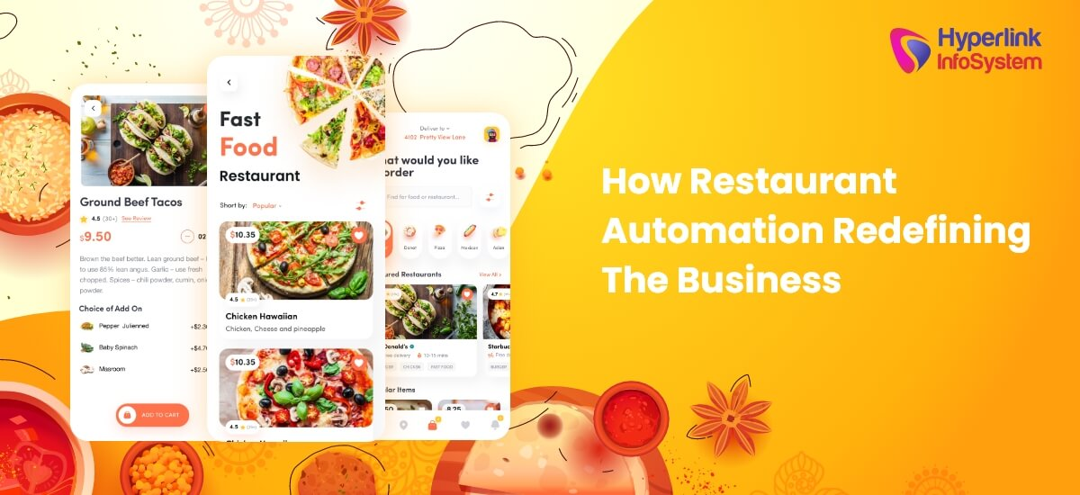 restaurants automation