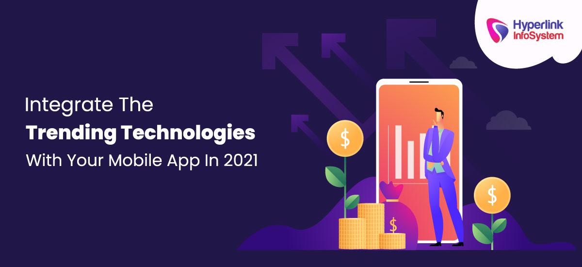 app development technology 2021