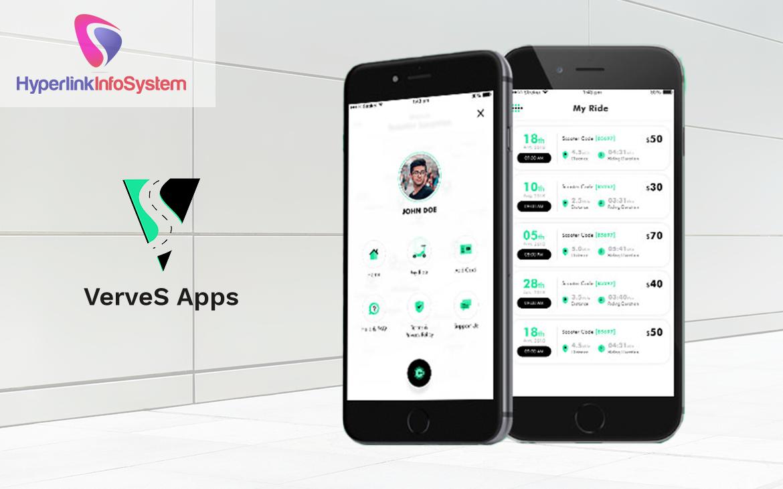 scooter rental app development in canada