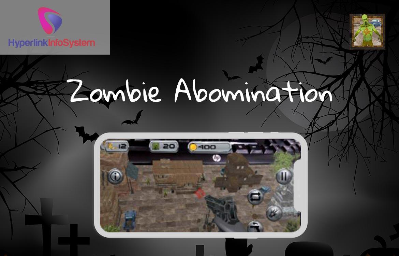 zombie ar game development in canada