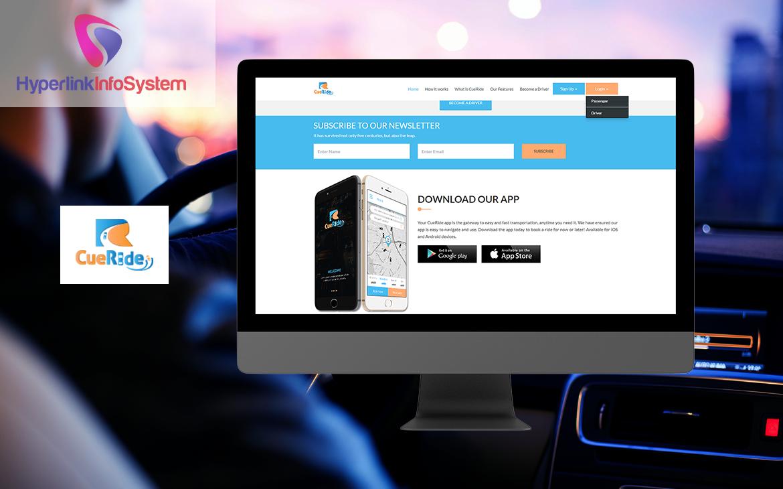 ride sharing app development in canada