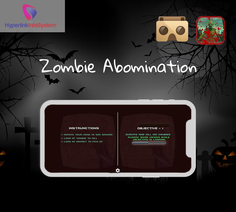 zombie vr game development in canada