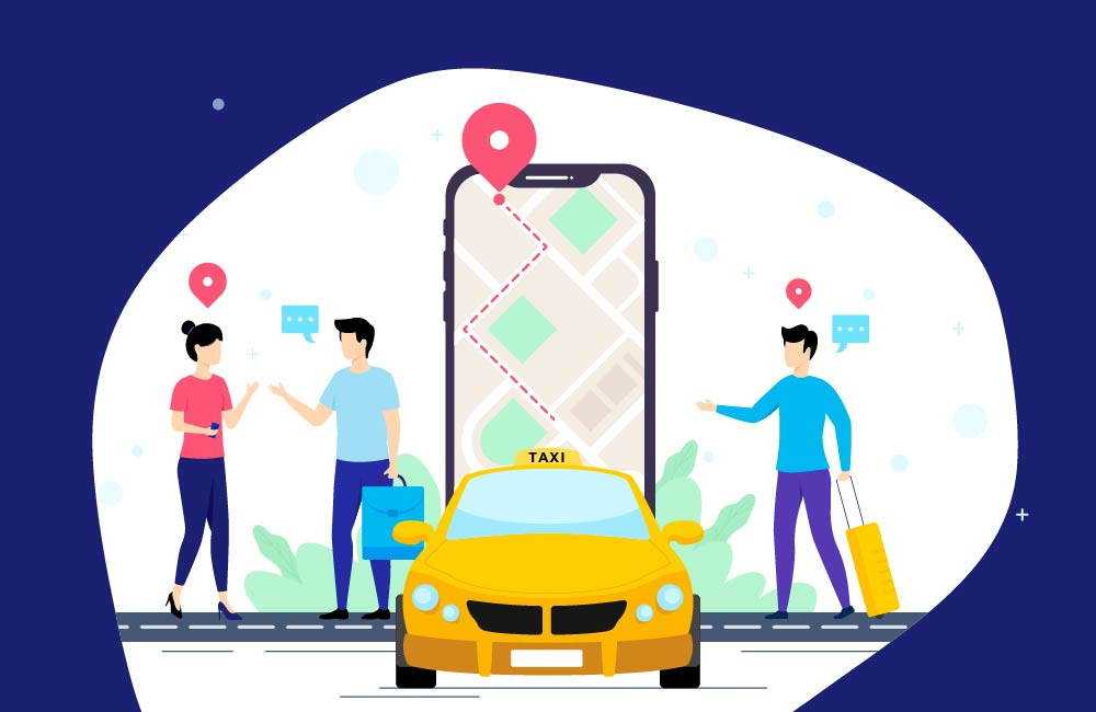 cost to develop a taxi app