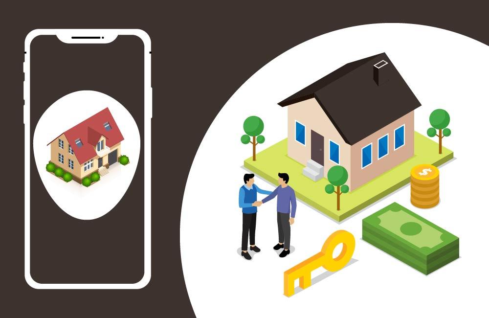 real estate portal solution