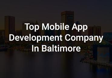 app development in baltimore