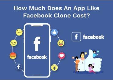facebook clone app cost