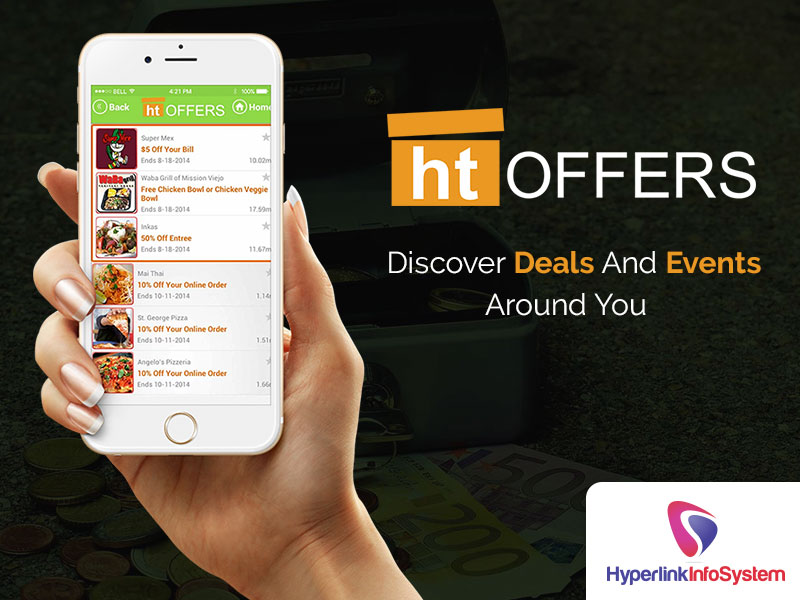 ht offers discover deals and events around you
