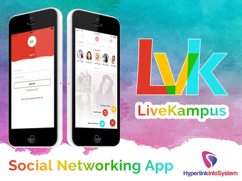 livekampus social networking app