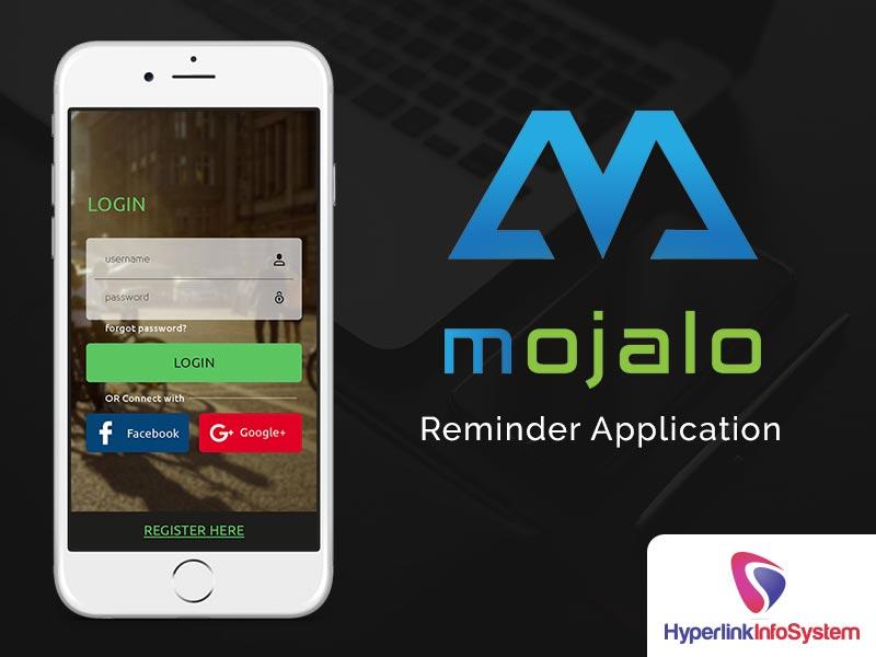 mojalo reminder application