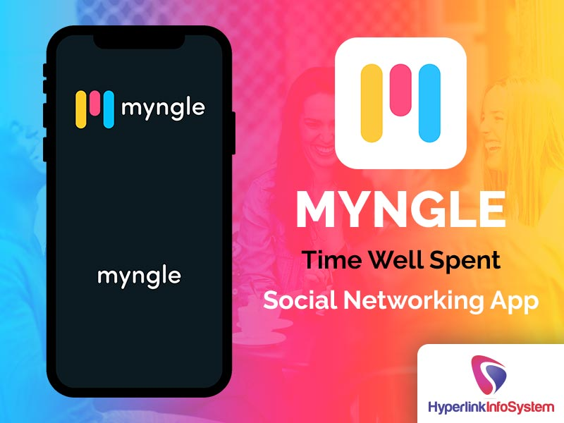 myngle time well spent social networking app