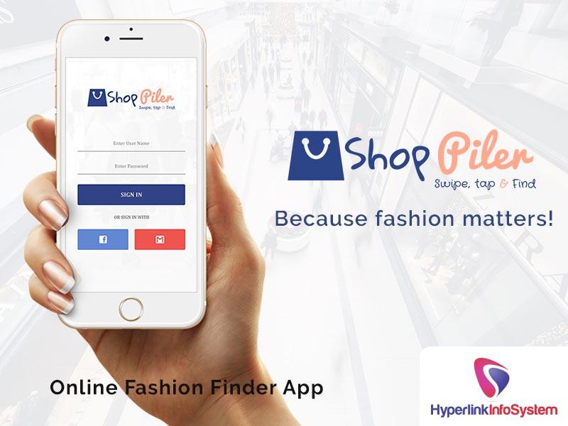 shoppiler online fashion finder app