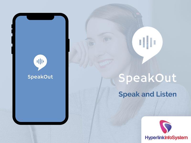 speak out speak and listen